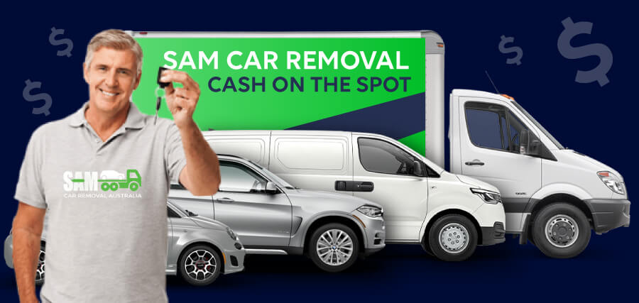 Sam Car Removal Melbourne